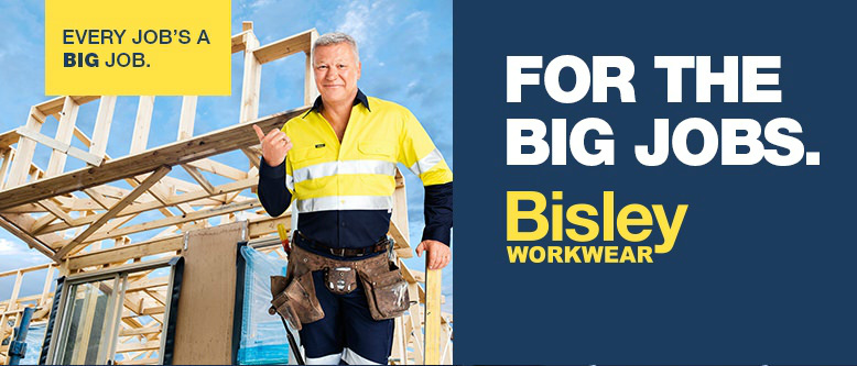 Bisley Workwear - For the big jobs