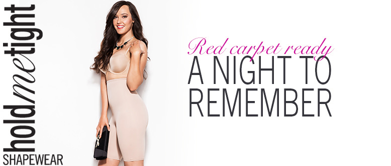 holdmetight Shapewear - Red carpet ready